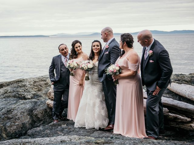 Devin and Stephanie's wedding in Victoria, British Columbia 20