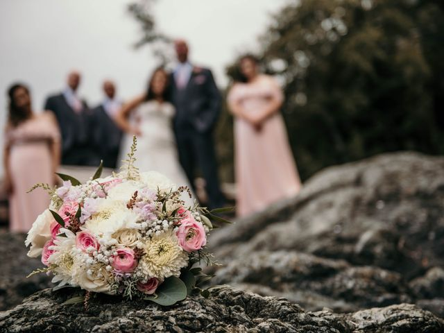 Devin and Stephanie's wedding in Victoria, British Columbia 2