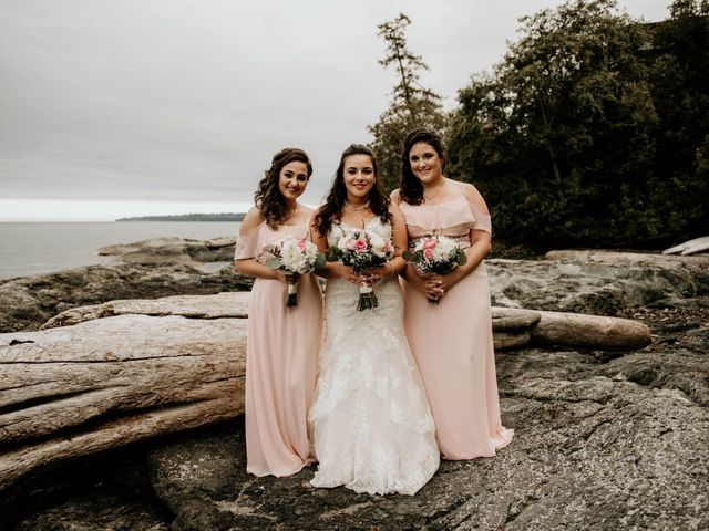 Devin and Stephanie's wedding in Victoria, British Columbia 25