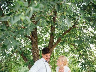 The wedding of Natasha and Brad 2