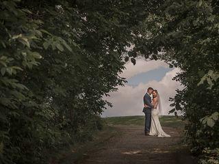 The wedding of Jasmine and Jake