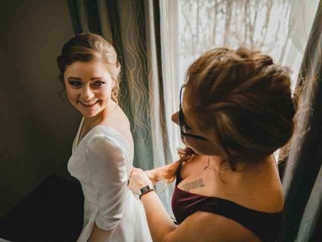 Greg and Julia's wedding in Barrie, Ontario 11
