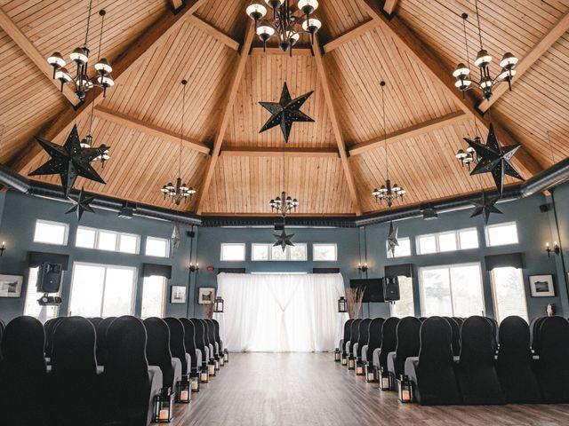 Greg and Julia's wedding in Barrie, Ontario 13