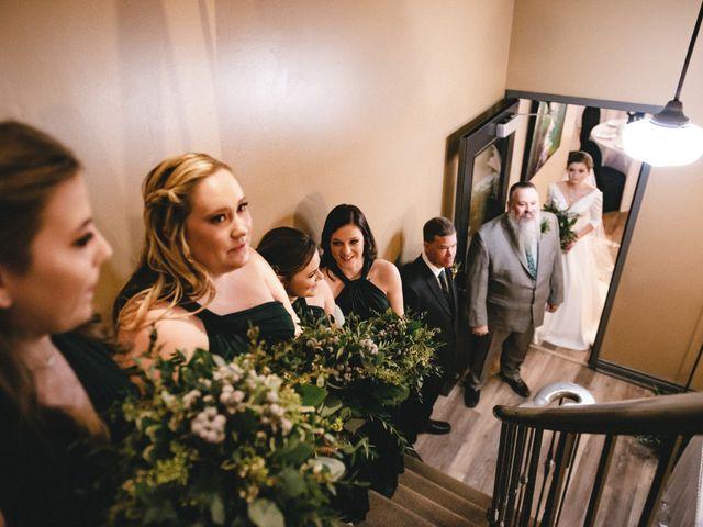 Greg and Julia's wedding in Barrie, Ontario 16
