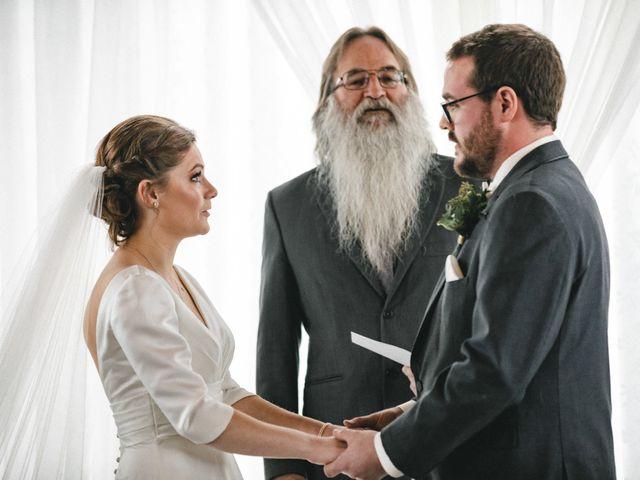 Greg and Julia's wedding in Barrie, Ontario 17