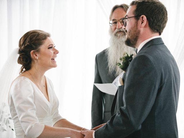 Greg and Julia's wedding in Barrie, Ontario 18