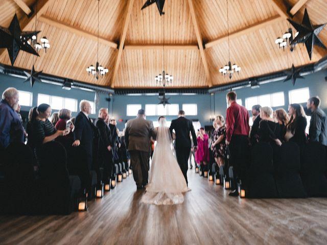Greg and Julia's wedding in Barrie, Ontario 19