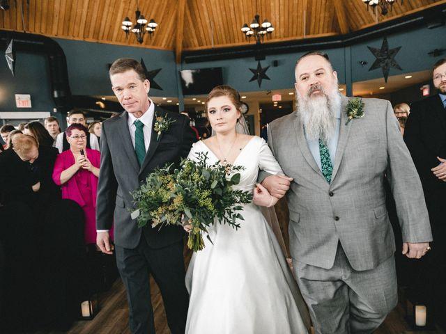 Greg and Julia's wedding in Barrie, Ontario 20