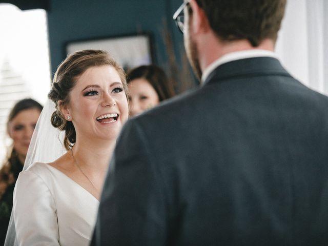 Greg and Julia's wedding in Barrie, Ontario 21
