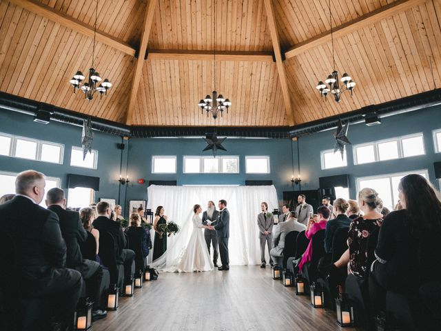 Greg and Julia's wedding in Barrie, Ontario 22