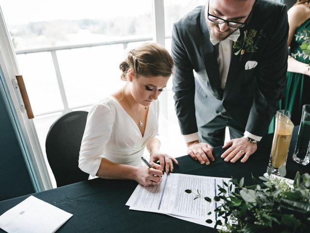 Greg and Julia's wedding in Barrie, Ontario 23