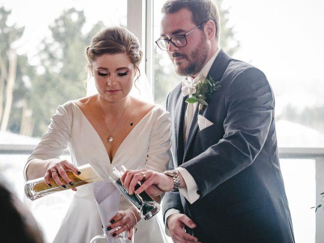 Greg and Julia's wedding in Barrie, Ontario 25