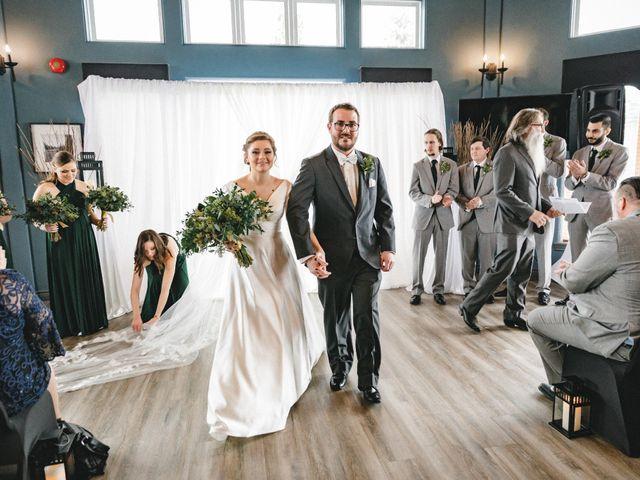 Greg and Julia's wedding in Barrie, Ontario 27
