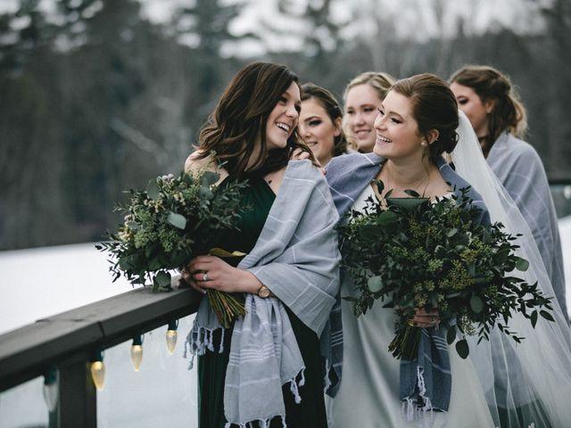 Greg and Julia's wedding in Barrie, Ontario 29