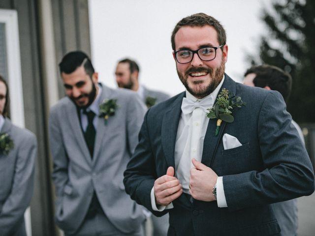 Greg and Julia's wedding in Barrie, Ontario 30