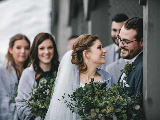 Greg and Julia's wedding in Barrie, Ontario 31