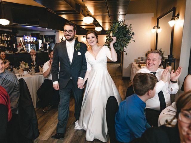 Greg and Julia's wedding in Barrie, Ontario 35