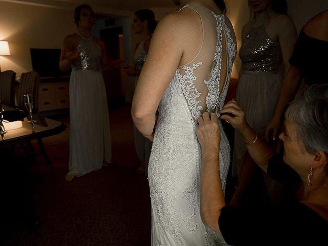 Jake and Jasmine's wedding in Huntsville, Ontario 6