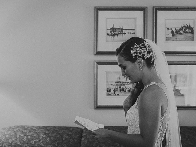 Jake and Jasmine's wedding in Huntsville, Ontario 21