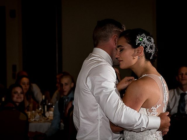 Jake and Jasmine's wedding in Huntsville, Ontario 24