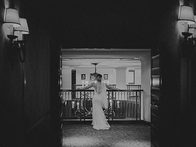 Jake and Jasmine's wedding in Huntsville, Ontario 26