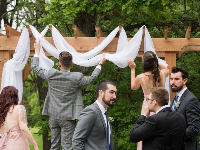 Larissa and Ryan's wedding in Winnipeg, Manitoba 6