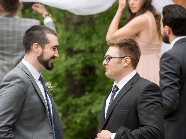 Larissa and Ryan's wedding in Winnipeg, Manitoba 7
