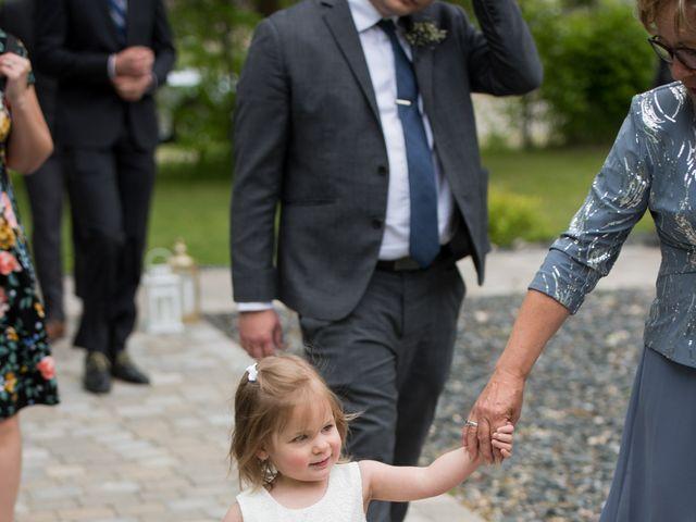 Larissa and Ryan's wedding in Winnipeg, Manitoba 10