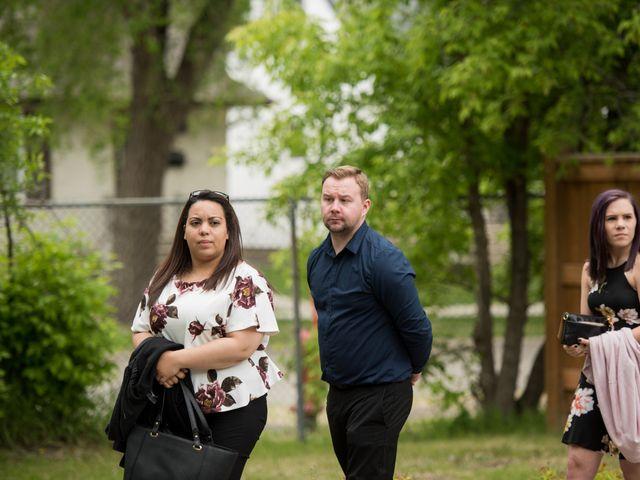 Larissa and Ryan's wedding in Winnipeg, Manitoba 11