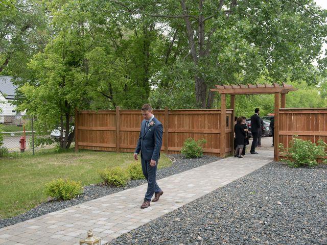 Larissa and Ryan's wedding in Winnipeg, Manitoba 14