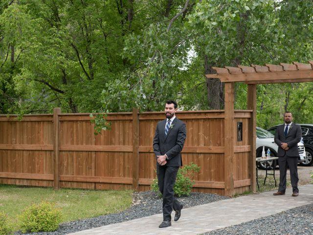 Larissa and Ryan's wedding in Winnipeg, Manitoba 22