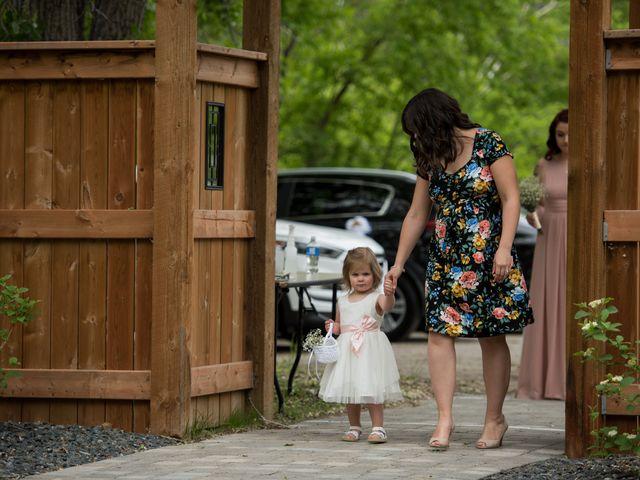 Larissa and Ryan's wedding in Winnipeg, Manitoba 42
