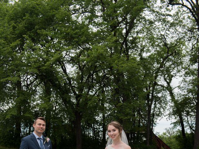 Larissa and Ryan's wedding in Winnipeg, Manitoba 2