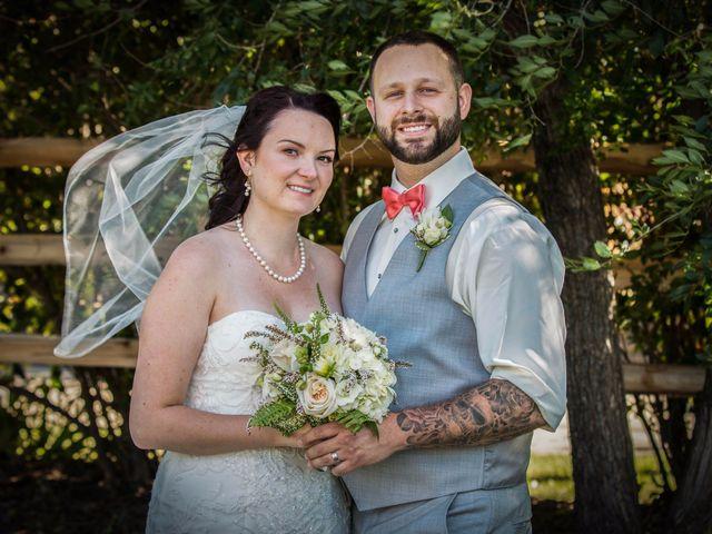 Cody And Monique's Wedding In Leduc, Alberta