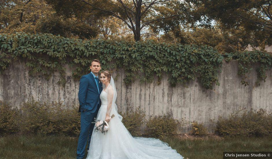 Larissa and Ryan's wedding in Winnipeg, Manitoba
