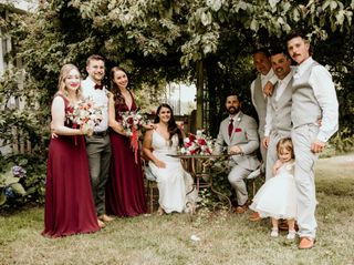 The wedding of Paige and Austin 2
