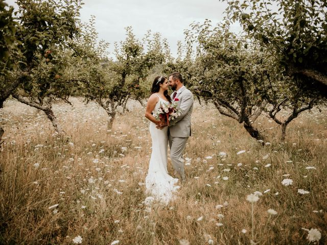 Austin and Paige's wedding in Victoria, British Columbia 3