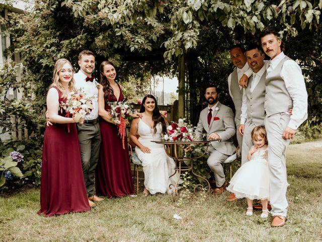 Austin and Paige's wedding in Victoria, British Columbia 4