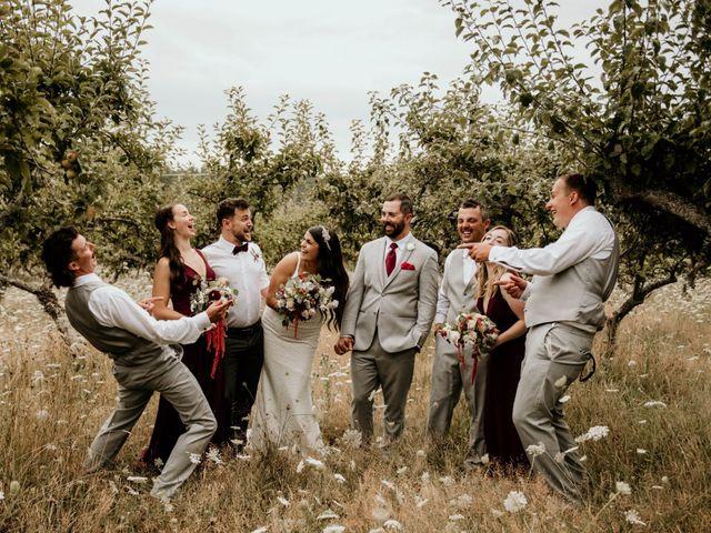 Austin and Paige's wedding in Victoria, British Columbia 7