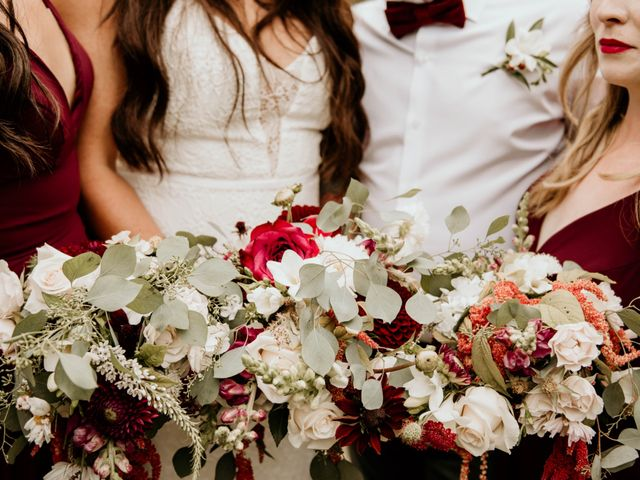 Austin and Paige's wedding in Victoria, British Columbia 9