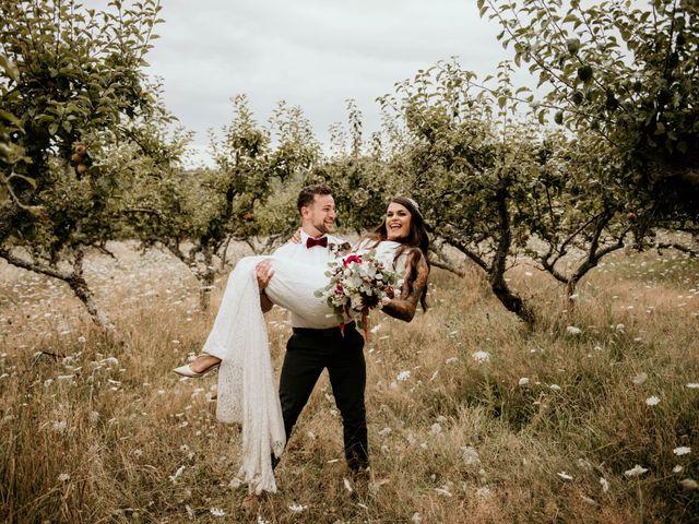 Austin and Paige's wedding in Victoria, British Columbia 11