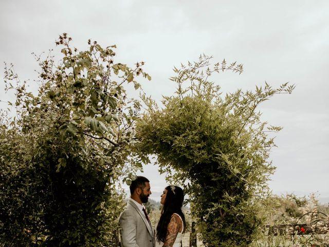 Austin and Paige's wedding in Victoria, British Columbia 2