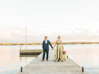 The wedding of Matteke and Colin