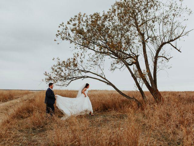 Jamie and Steph's wedding in Edmonton, Alberta 1