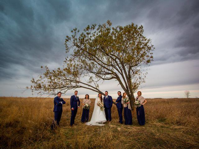 Jamie and Steph's wedding in Edmonton, Alberta 3