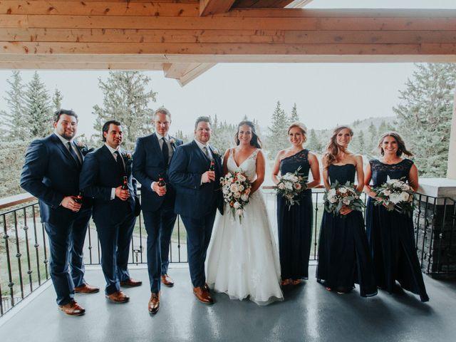 Jamie and Steph's wedding in Edmonton, Alberta 5