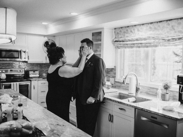 Jamie and Steph's wedding in Edmonton, Alberta 6