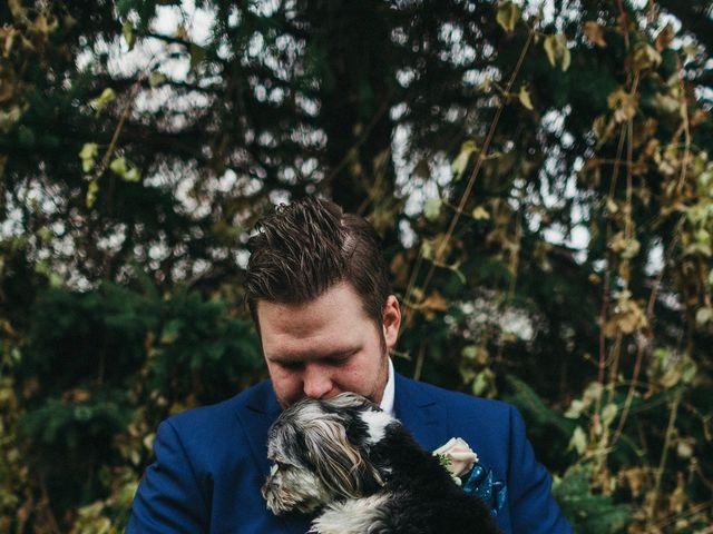 Jamie and Steph's wedding in Edmonton, Alberta 11
