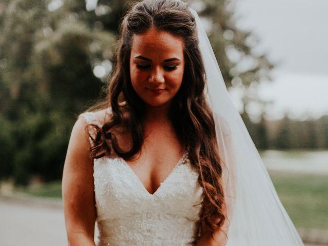 Jamie and Steph's wedding in Edmonton, Alberta 16