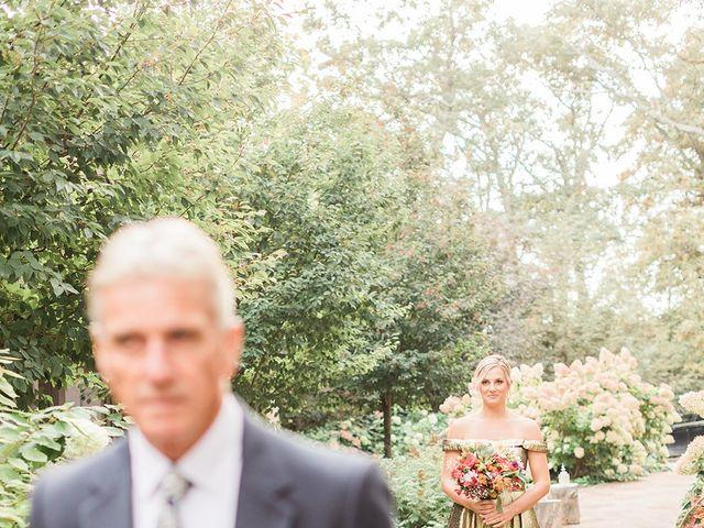 Colin and Matteke's wedding in Lansdowne, Ontario 8